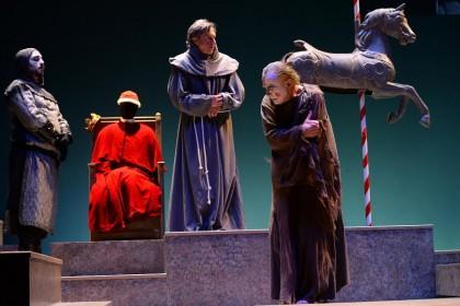 """Teatro della Fortuna, """"Enrico IV di Pirandello"""" inaugura FANOTEATRO"""