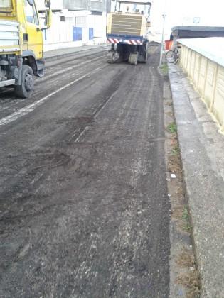 via ninchi asfaltature Pesaro