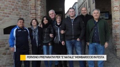 """Fervono i preparativi per """"E' Natale"""" Mombaroccio in Festa – VIDEO"""
