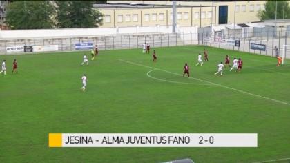 Jesina – Alma Juventus Fano   2-0     Gli Highlights e le pagelle di Sergio Catalani