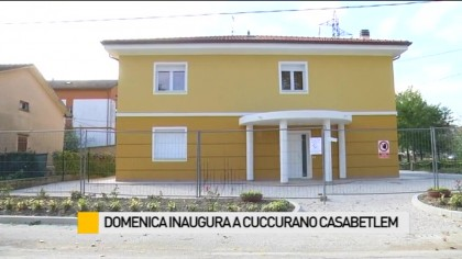 Domenica inaugura a Carrara CasaBetlem – VIDEO