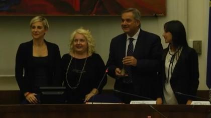 Rosetta Fulvi è il presidente del consiglio comunale di Fano – VIDEO