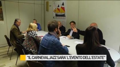 """""""Il Carneval Jazz sarà l'evento dell'estate"""" – VIDEO"""