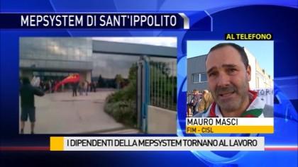 "MEP SYSTEM, ""Soluzioni alternative ai licenziamenti di tutti i lavoratori"" – VIDEO"