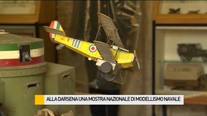 Alla Darsena Borghese una mostra nazionale di Modellismo Navale – VIDEO