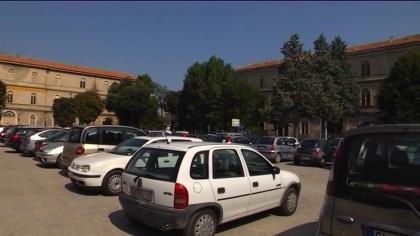 Parcheggio Caserma Paolini locazione a titolo gratuito per il Comune – VIDEO