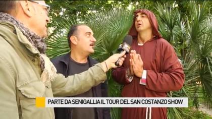 Parte da Senigallia la tourneè del San Costanzo Show – VIDEO