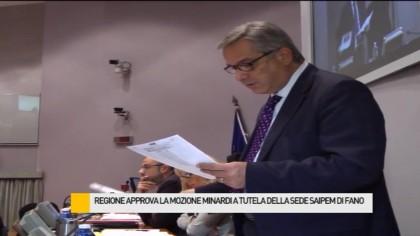 Mantenere a Fano la sede Saipem e tutelare i lavoratori. Approvata mozione di Minardi – VIDEO