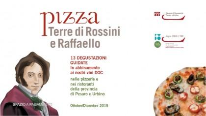 Pizza Terre di Rossini e Raffaello – Cagli