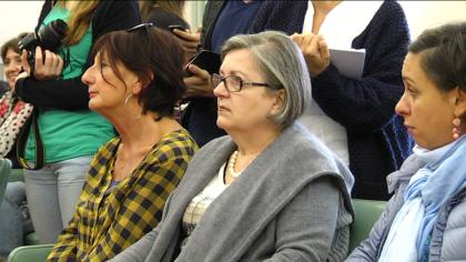 """Anna Tonelli (Comitato Bartolagi): """"Finalmente la firma, promessa mantenuta"""""""