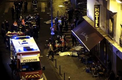 Parigi sotto attacco. Tra i feriti due giovani di Senigallia (Intervista Gr1)