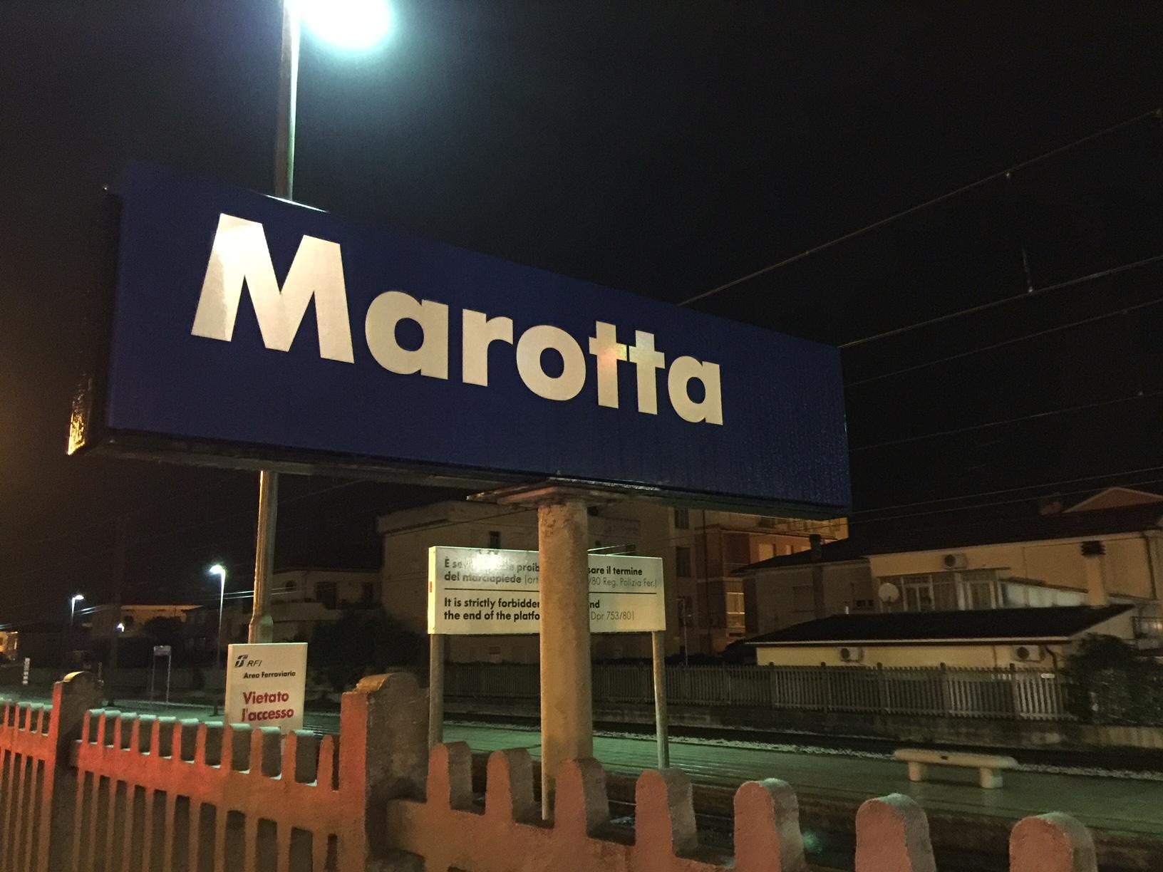 MAROTTA-STAZIONE