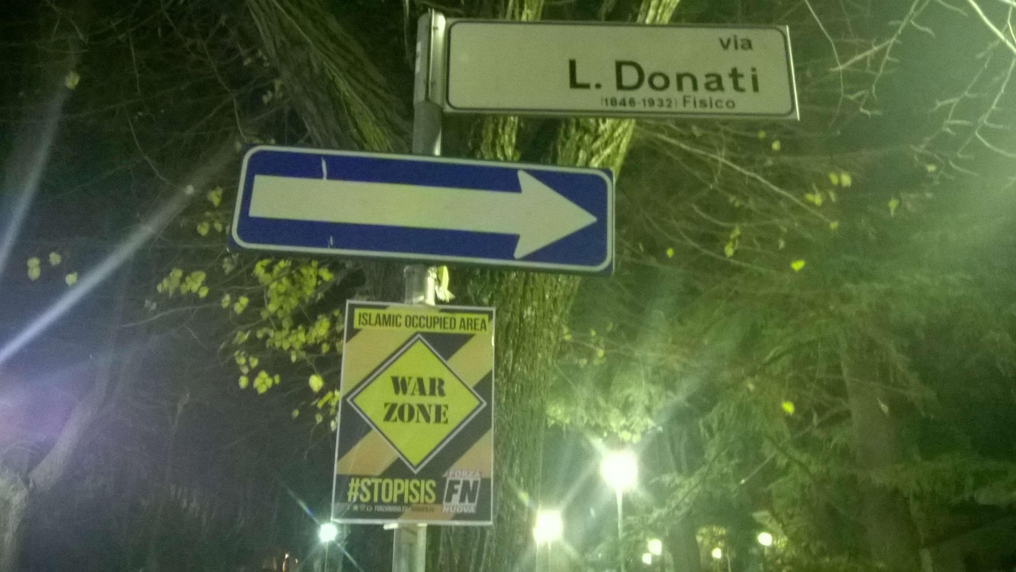 Via Donati Fossombrone