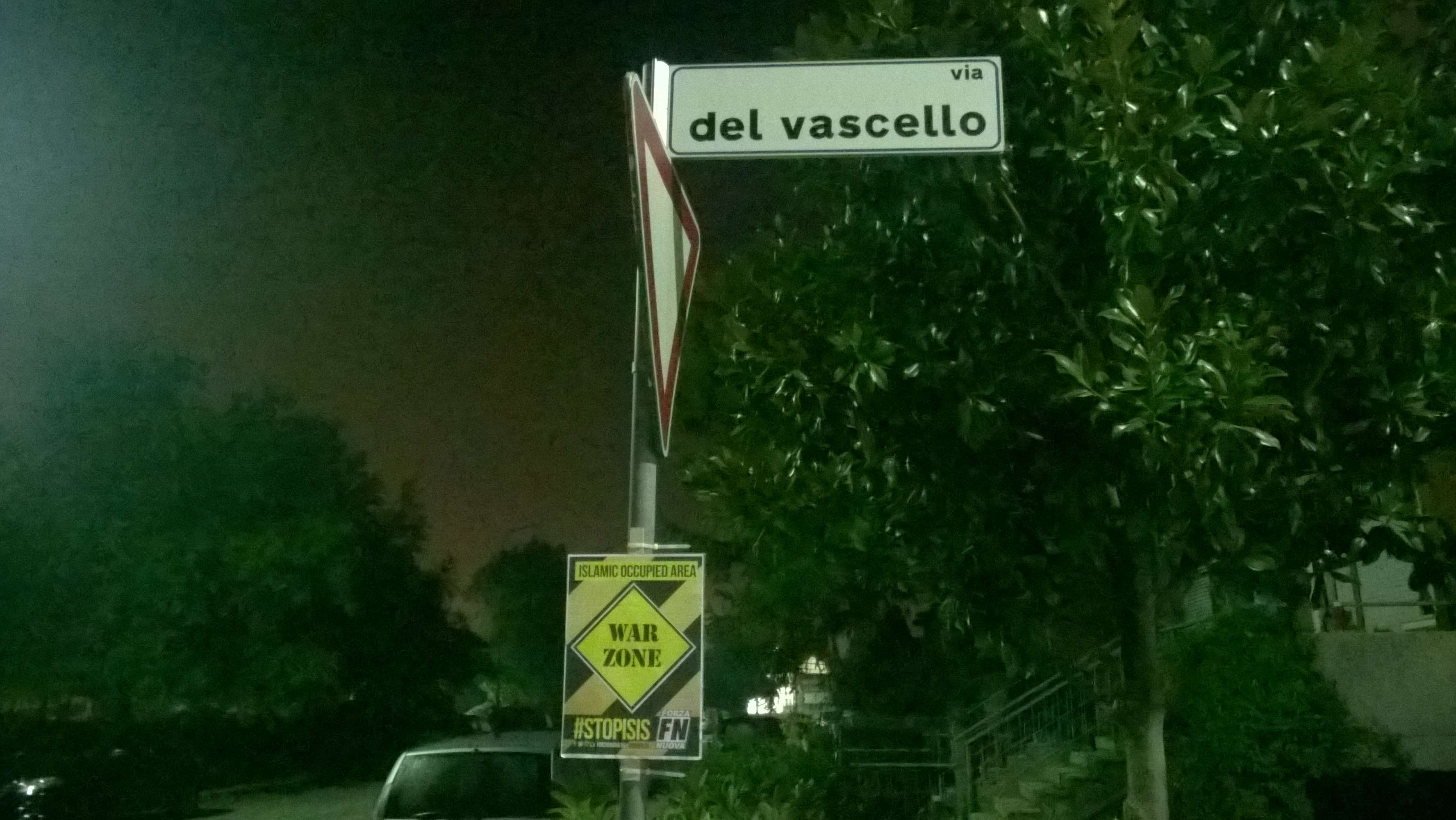 Via del Vascello Pesaro