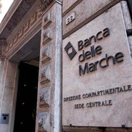 Banca Marche: Fondazioni perdono oltre 500 mln di euro