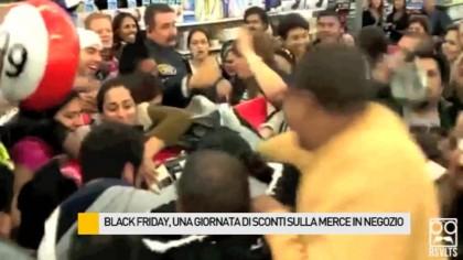 È febbre da sconti per il Black Friday, il 27 l'iniziativa dei Commercianti del centro storico – VIDEO