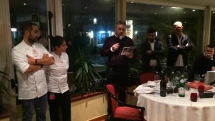 Umberto Gennari è il quarto semifinalista di Chef In The City – VIDEO