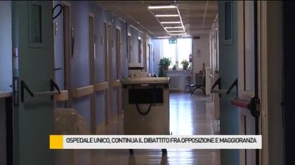 Ospedale unico, continua il dibattito fra opposizione e maggioranza – VIDEO