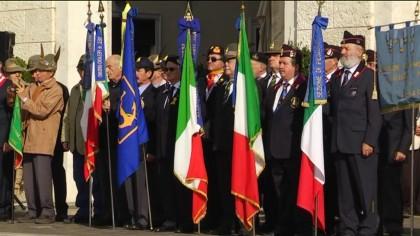 La festa delle Forze Armate in piazza del Popolo a Pesaro – FOTO – VIDEO