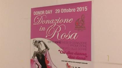 """Avis Fano e Lilt insieme per """"La Donazione in Rosa"""" – VIDEO"""