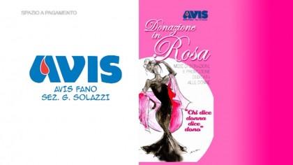 Avis Fano – Donazione in Rosa 2015
