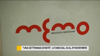 """""""Una settimana di note"""", a Fano dal 23 al 29 novembre – VIDEO"""