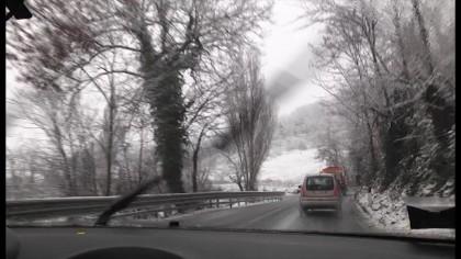 Strade, dal 15 obbligo di pneumatici invernali o catene a bordo – VIDEO