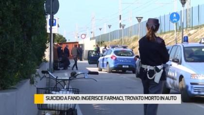 Uomo di 56 anni trovato morto all'interno di un'auto – VIDEO