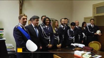 Festeggiato il 152esimo anniversario di fondazione del Corpo della Polizia Municipale di Fano – VIDEO