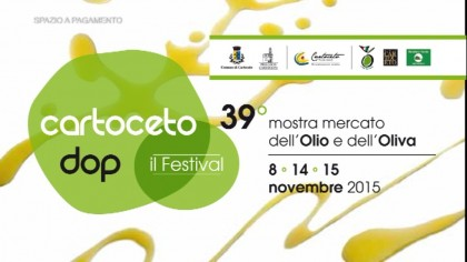 39° Cartoceto Dop, il festival