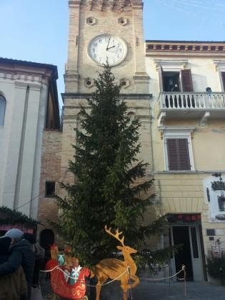 """Boom di affluenze per """"E' Natale -Mombaroccio in Festa"""""""