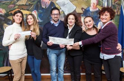 Raccolti 1400 euro per svolgere azioni nelle scuole contro la violenza sulle donne