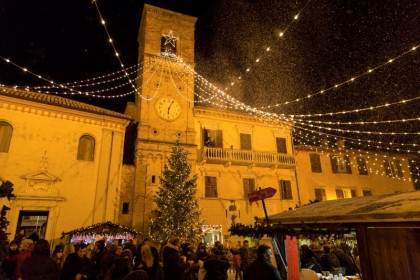 """""""E' Natale – Mombaroccio in festa"""" anche il 5, 6, 7 e 8 dicembre"""