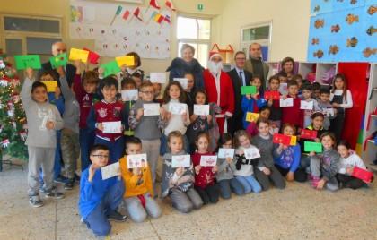 A Fano Poste Italiane rinnova la tradizione delle Letterine a Babbo Natale