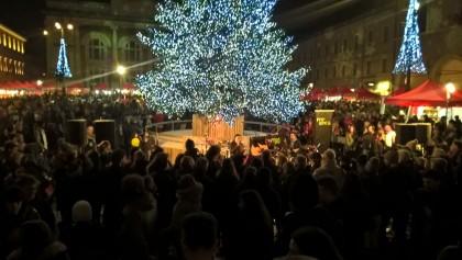 Ricci e Delle Noci: «Dopo l'estate record, il Natale record»