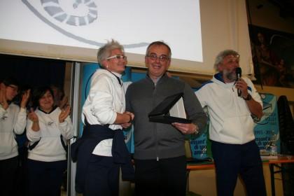 Premiazione Presidente Gabbianelli