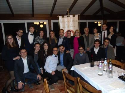 Donati 1.400 euro alla Croce Rossa Italiana grazie al Rotaract Club Valle del Metauro