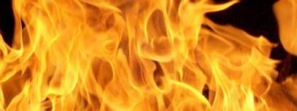 A Bellocchi il tradizionale fuoco della Madonna