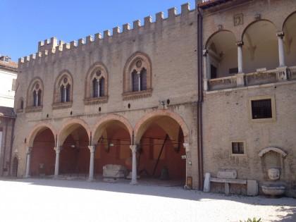 Riqualificazione del museo archeologico di Fano