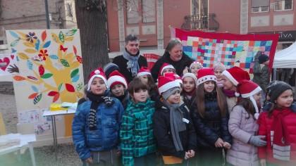 Mercatino di solidarietà: le scuole di Fano hanno raccolto 5.560,00 per i bambini Siriani