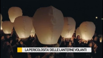 La pericolosità delle lanterne volanti – VIDEO