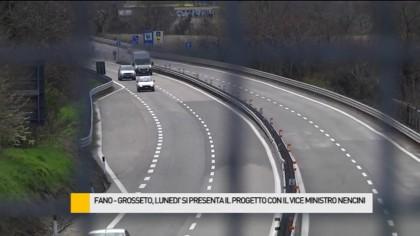Fano-Grosseto, lunedì arriva il viceministro Nencini per presentare il progetto – VIDEO