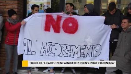 """Il 'Battisti' replica a Tagliolini: """"Non è colpa nostra se le classi richieste non vengono attivate"""" – VIDEO"""