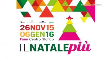 """Il """"Natale più"""" a Fano"""