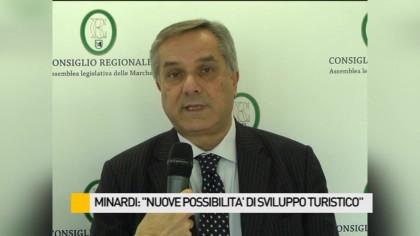 """Minardi: """"Nuove opportunità di sviluppo turistico per la Provincia di Pesaro e Urbino"""" – VIDEO"""