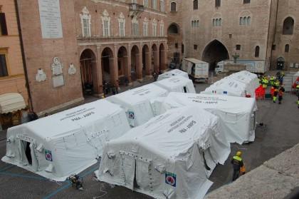 Esercitazione europea di Protezione Civile: C.B. Club Mattei in partenza per la Danimarca