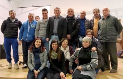 Bartocetti riconfermato presidente della Pro loco di Mombaroccio