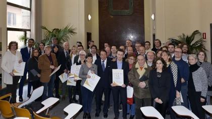 Marchio Ospitalità italiana a 47 aziende turistico-ricettive pesaresi