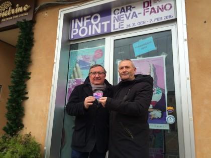 Metalmeccanico vince un posto al getto al Carnevale di Fano
