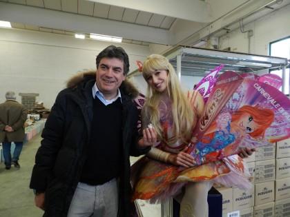 """Carnevale 2016, sindaco Seri entusiasta: """"L'edizione da record e della grande passione"""""""